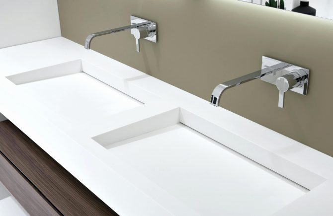 corian bathroom sinks Elegant bathroom sink corian integrated bathroom sink top sinks